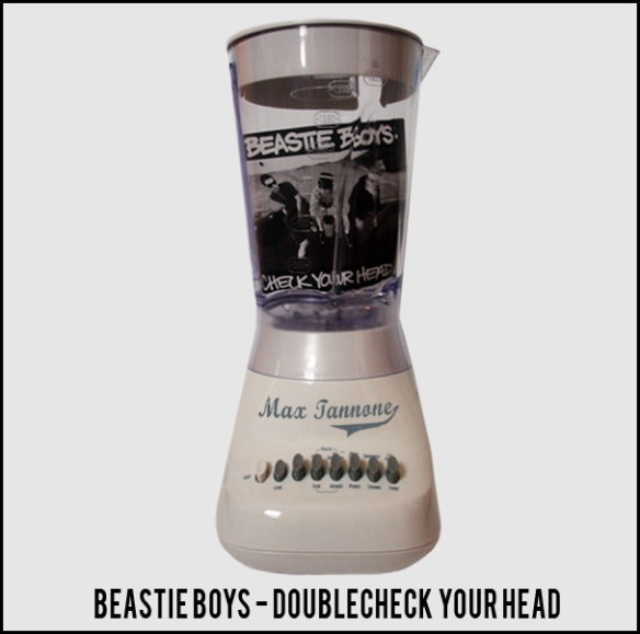 Max Tannone: Double Check Your Head. The beastie boys mashed up with... the beastie boys!