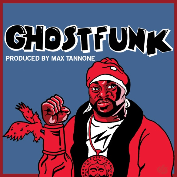 Max Tannone: Ghostfunk, pairs hip-hop artists, Wu-Tang member Ghostface Killah, with vintage African funk, high-life, and psychedelic rock music.