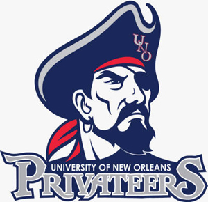 University of New Orleans Privateer logo
